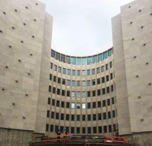 Großprojekt Glasarbeiten Hotel Köln